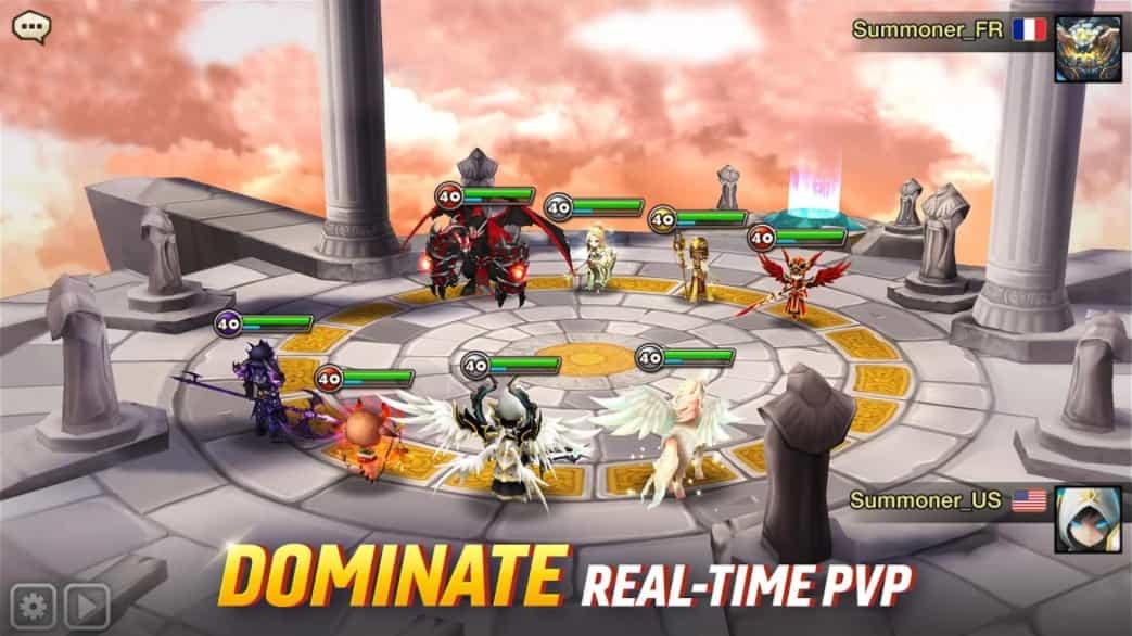 Summoners War screenshot 1