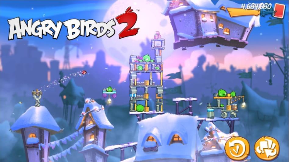 Angry Birds 2 MOD APK Poster