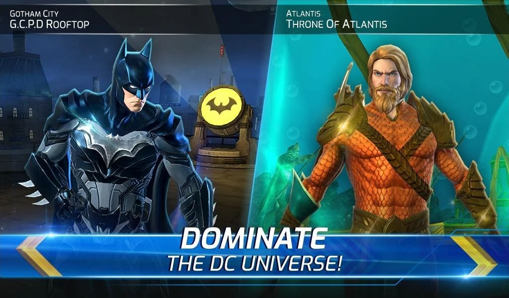 DC Legends for android