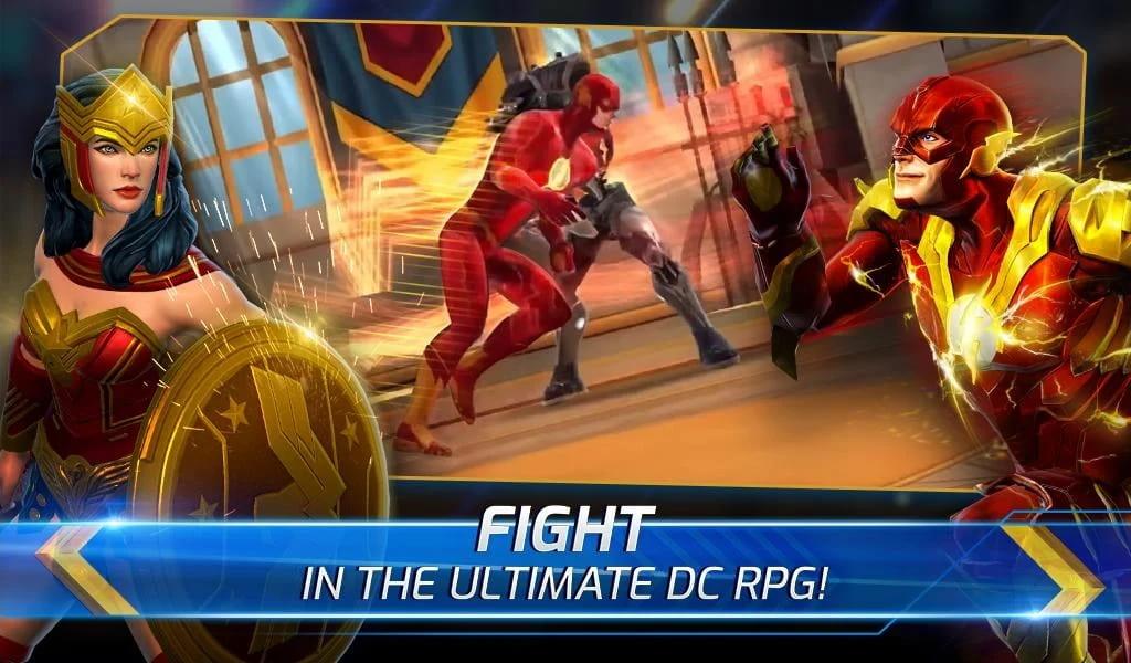 DC Legends screen 1