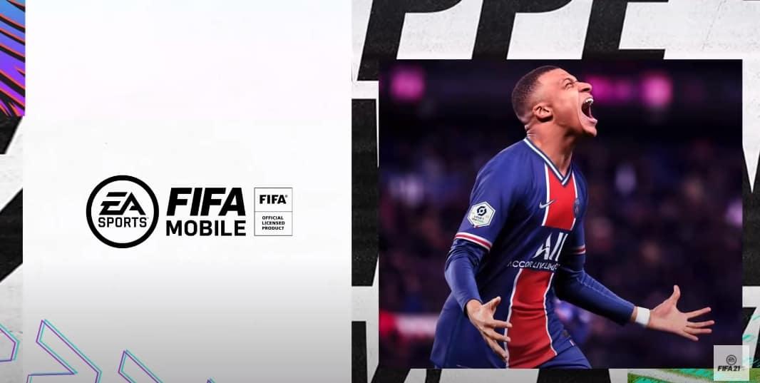 FIFA Mobile Soccer MOD APK Poster