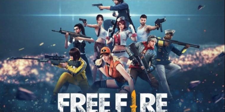 Garena Free Fire MOD APK Poster